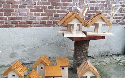 100 nestkasten voor gemeente Best